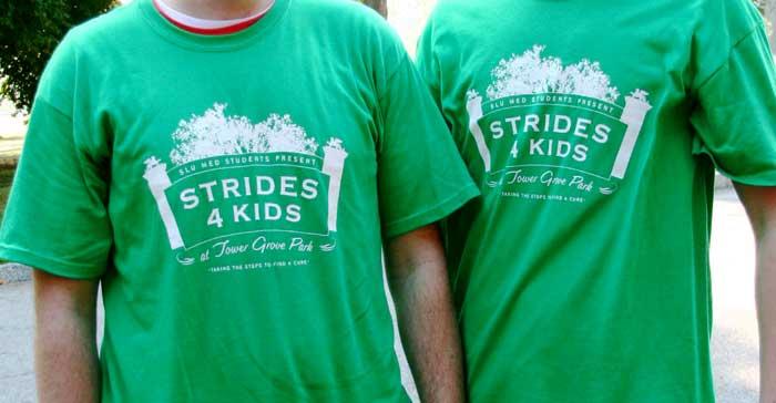 Strides 4 Kids Identity
